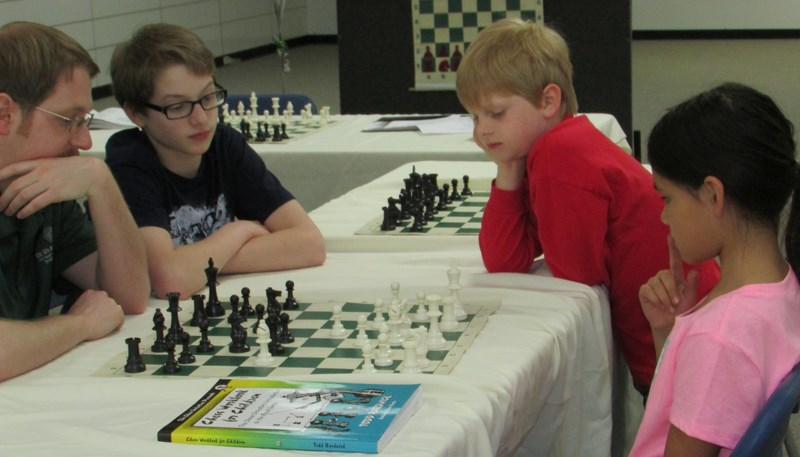 Dr G's Chess Event, 5/30/15