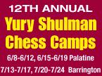 GM Shulman Chess Camp 2015