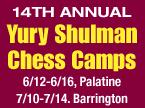 GM Shulman Chess Camp 2017